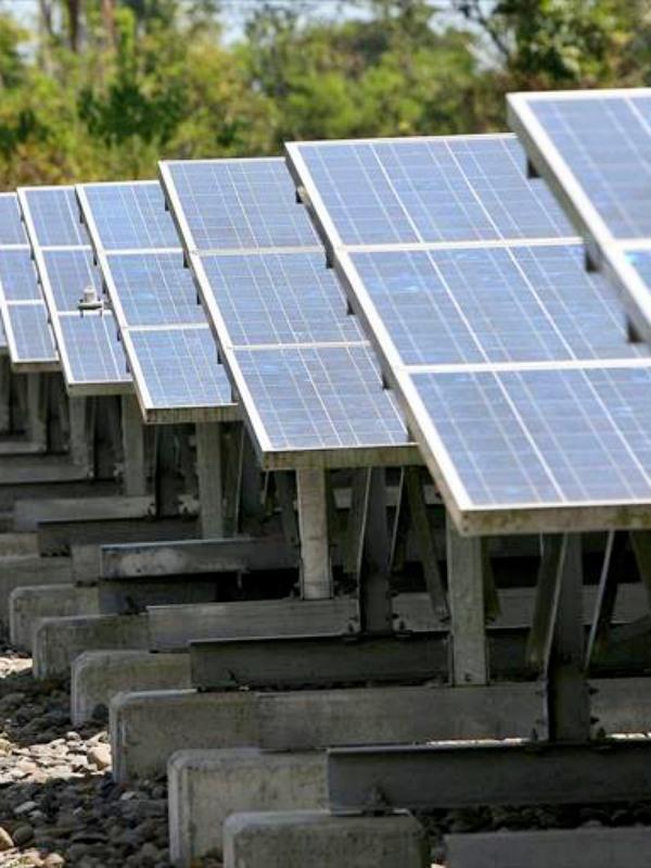 El BEI financia una de las mayores plantas solares de España