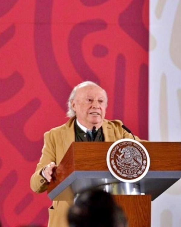 México. Informa titular de Semarnat sobre acciones que se llevan a cabo en el caso del río Sonora