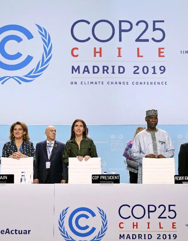 Tensión 'máxima' en las últimas horas de la COP25 Chile – Madrid 2019