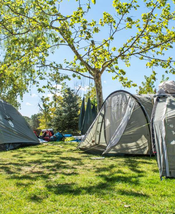 Catalunya regula por primera vez el camping
