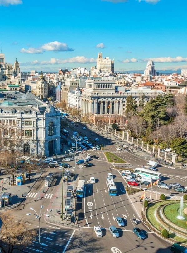 Polémica cuenta de 'Madrid 360' entre PP y C's