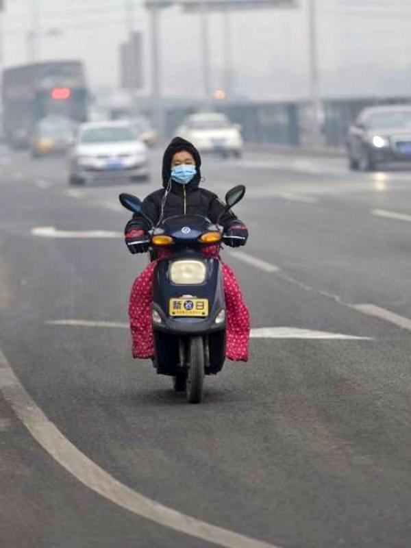 La contaminación 'atmosférica' relacionada con la depresión y el suicidio