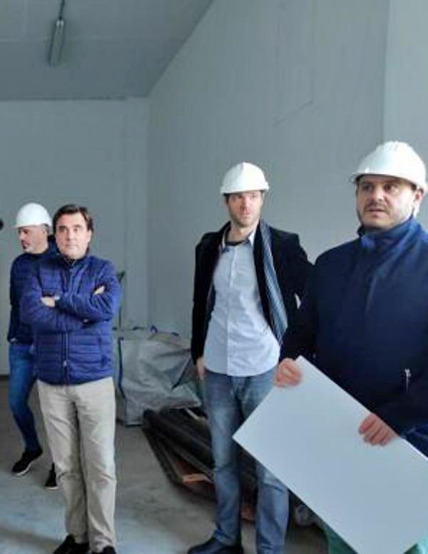 Bizkaia. Una caldera de biomasa abastecerá de calefacción y agua caliente a 250 familias