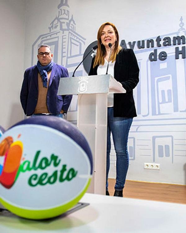 Huelva, 'Programa Basket Sostenible'