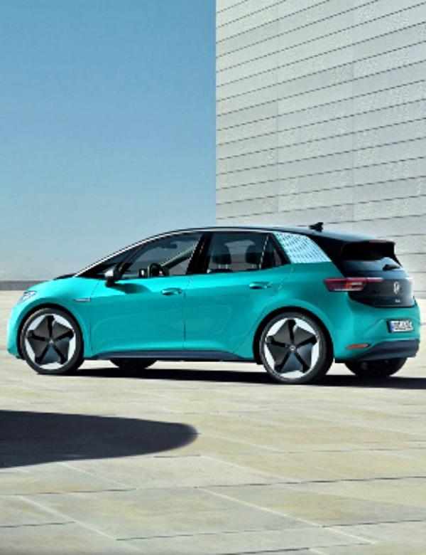 Volkswagen eléctrico ID.3