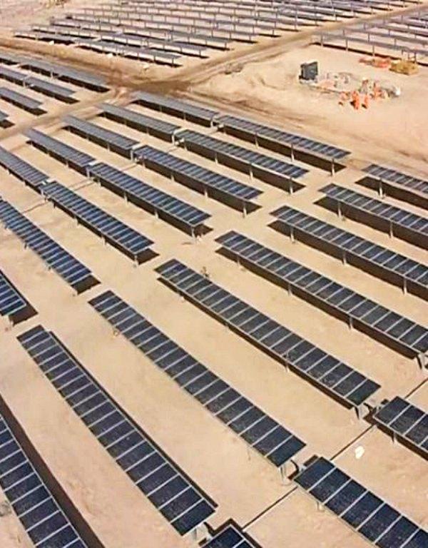 Chile. Acciona suministrará energía verde a una desaladora de Atacama