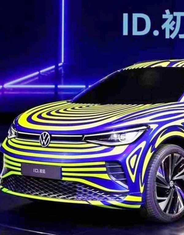 Volkswagen quiere conquistar China con sus coches eléctricos