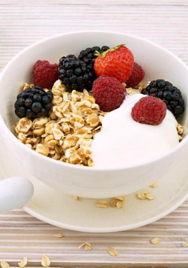 Incorpora a tu dieta saludable, fibra y yogur, y dale esquinazo al cáncer de pulmón