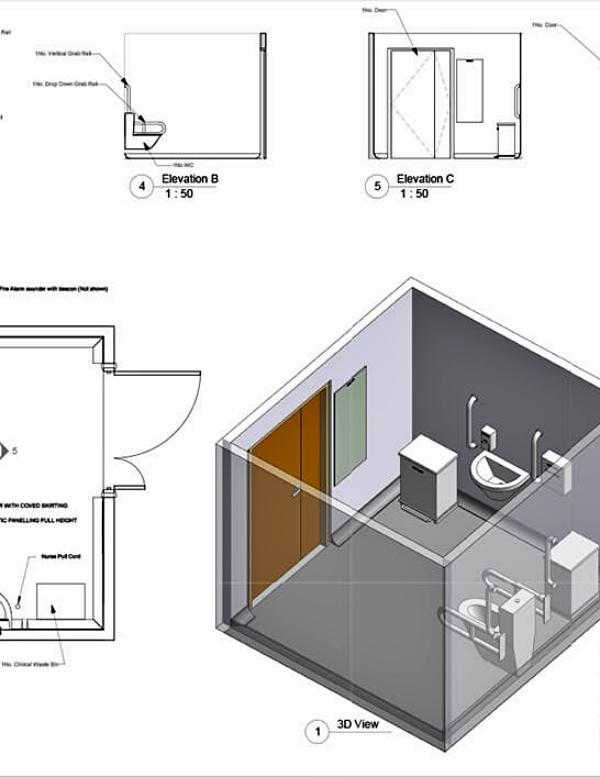 Proyecto 'BIMhealthy',  casas más saludables para reducir la mortalidad en Europa