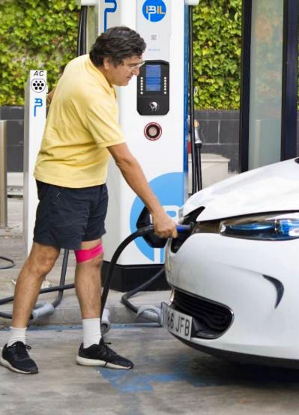 Las ventas de coches eléctricos 'al alza' en octubre