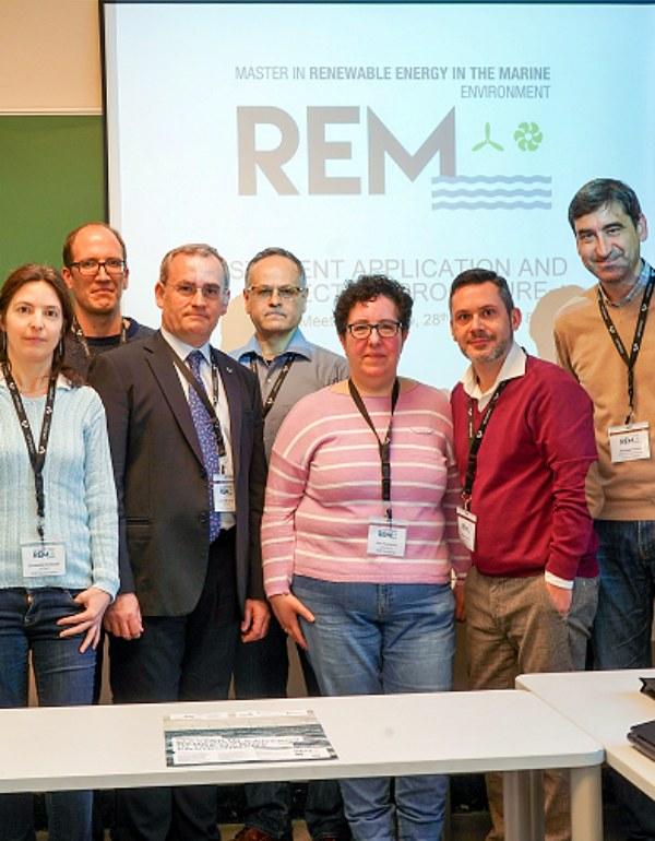 Máster Energías Renovables en el Medio Marino (REM) de la Escuela de Ingeniería de Bilbao