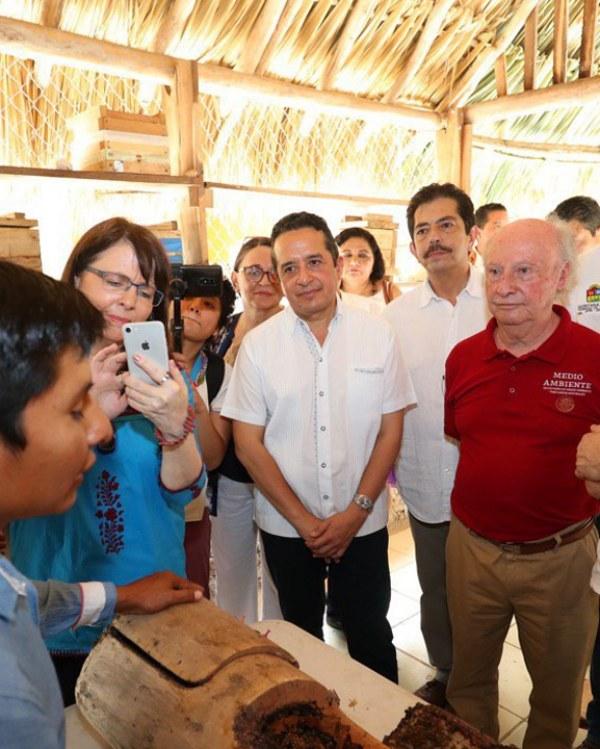 México. Primer diálogo con asociaciones de apicultores y meliponicultores de la gran región biocultural de la Península de Yucatán