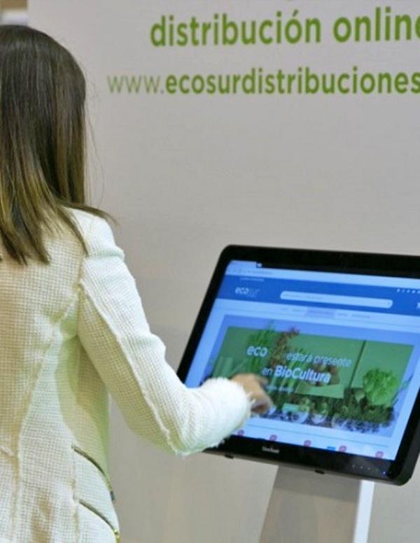 Ecosur presenta su nueva línea de productos ecológicos en Biocultura Madrid 2019 del 7 al 10 de noviembre