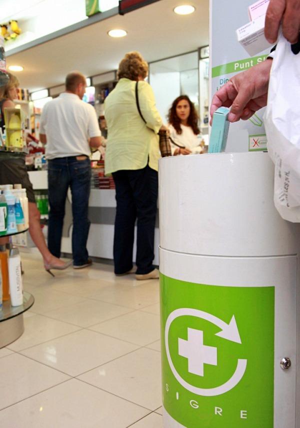 SIGRE arranca una campaña para el reciclaje de antibióticos
