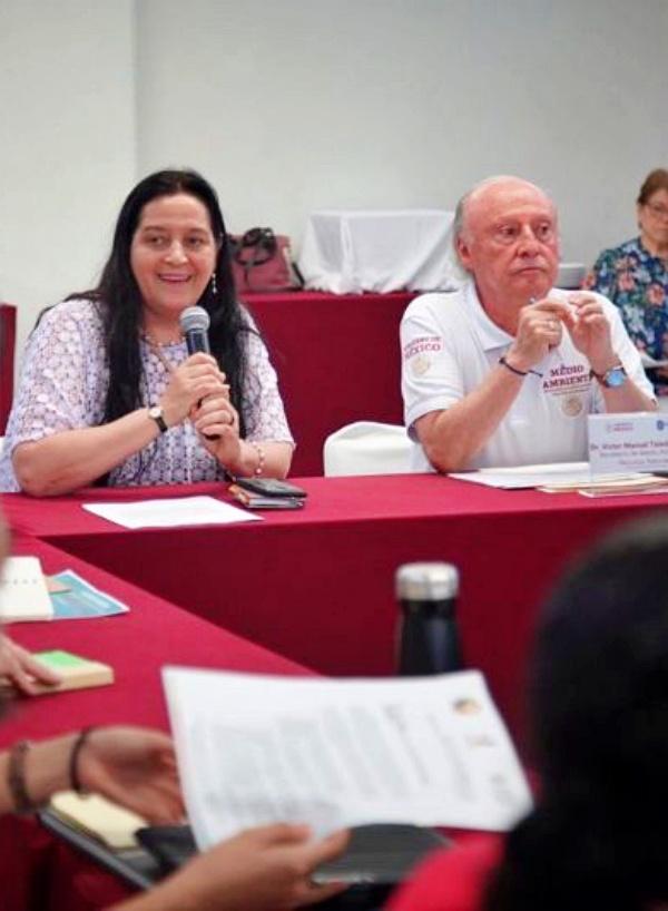 México. Se reunió SEMARNAT con empresas dedicadas al turismo comunitario en la Península de Yucatán