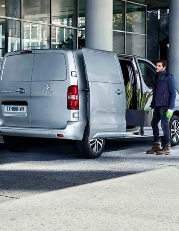 Peugeot e-Expert 100% eléctrico