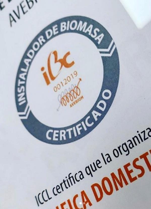 Biomasa. 'Sello del Instalador Certificado iBTc', conoce la nueva WEB de Avebiom