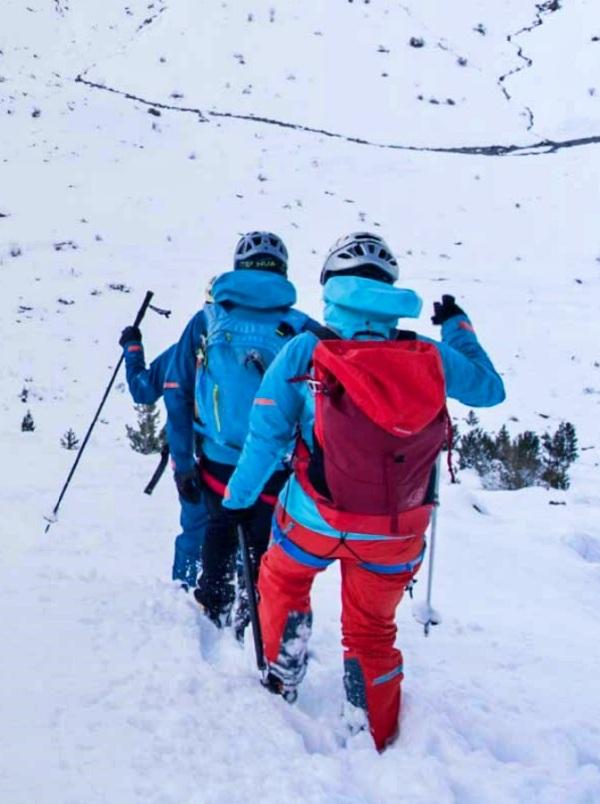 PROTECH SERIES, prendas de esquí alpino, esquí freeride, esquí de montaña o alpinismo