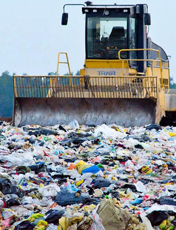 La 'Semana Global de Reducción de Residuos' se centra en la contaminación de plásticos en los ecosistemas marinos y terrestres