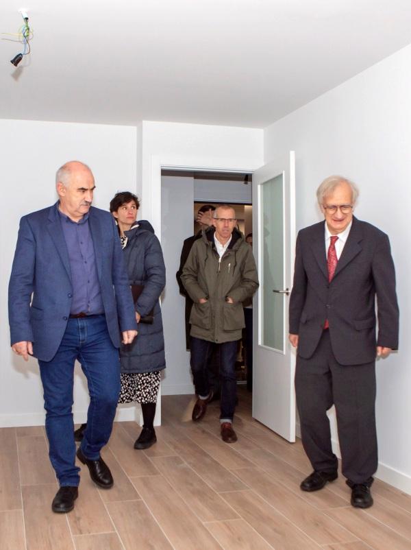 Navarra 'pionera' en edificación sostenible en su primera promoción de vivienda pública de alquiler de estas características