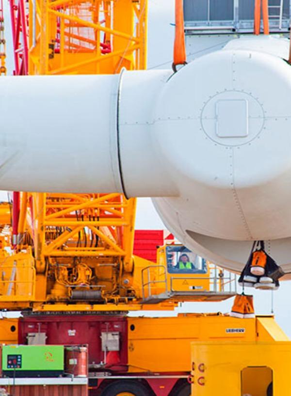 Éxito sin paliativos de la turbina eólica superconductora