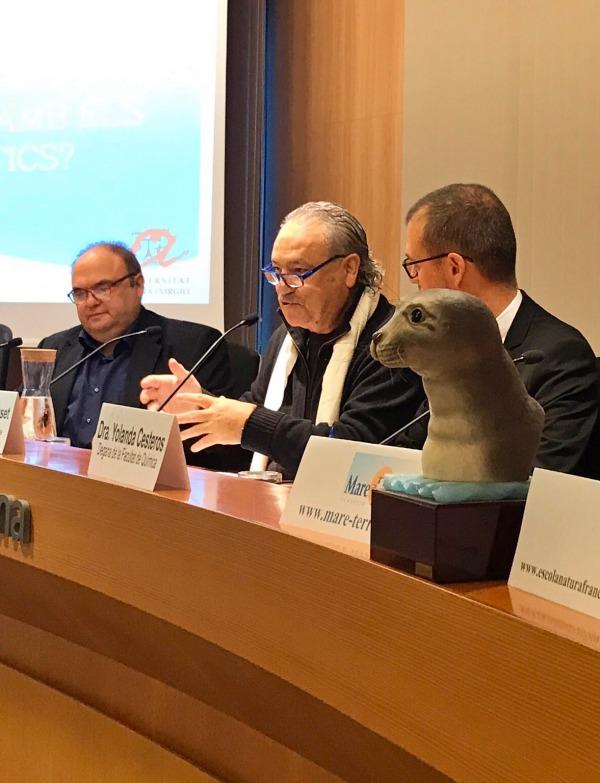 Tarragona. 'XXVII Curso Científico de Mare Terra Fundació Mediterrània'  concluye, que la mejor gestión de los residuos plásticos es la reducción