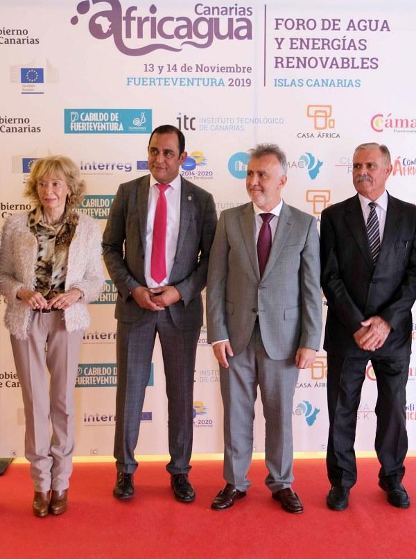 Canarias prosigue con su apuesta inequívoca en las energías renovables