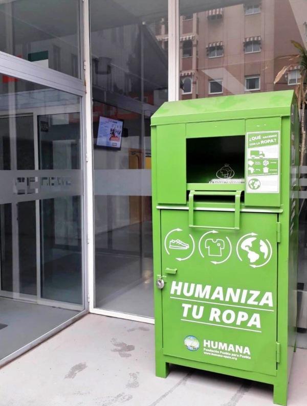 Humana quiere recuperar un millón de prendas durante la Semana Europea de la Prevención de Residuos