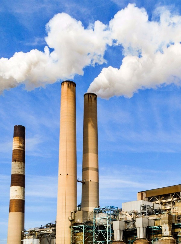 España emite 340 millones de toneladas de gases de efecto invernadero