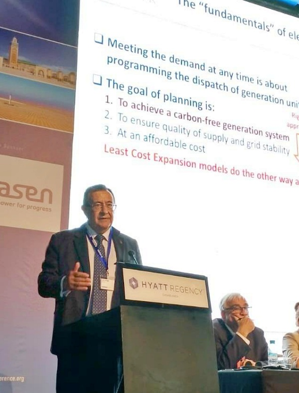 'Spanish Energy Climate Plan: 5GW of New CSP Plants by 2030', Congreso CSP Madrid 2019