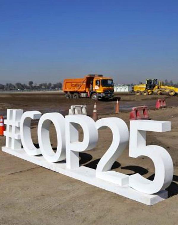 Ante el 'negacionismo' la COP25 Chile - Madrid y el cambio climático ya están aquí