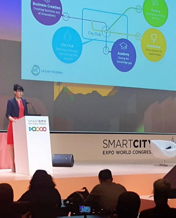 EIT Urban Mobility por la movilidad sostenible en Europa