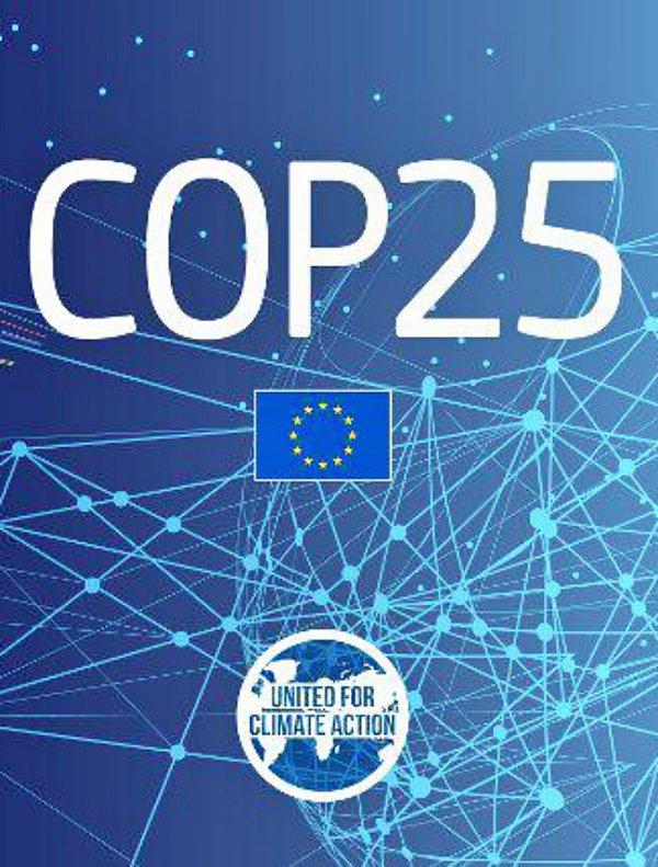 COP25 Chile - Madrid, un 'compromiso ineludible' para el ecologismo y la sociedad
