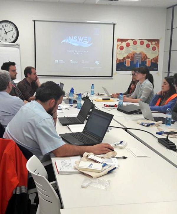 Life-ANSWER: tecnología e innovación para garantizar la sostenibilidad y la economía circular en la gestión del agua