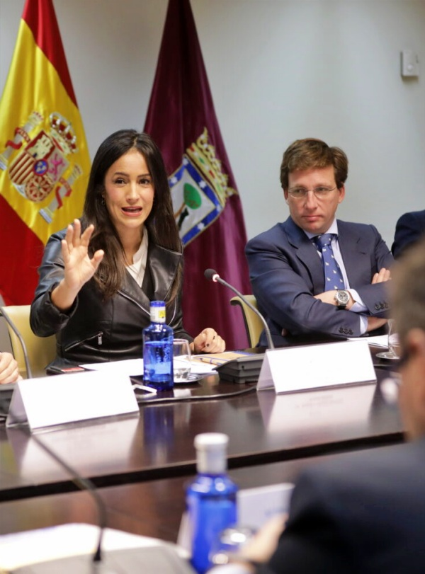 El Foro de Empresas por Madrid aúnan esfuerzos de cara a la Cumbre del Clima, la COP25 Chile - Madrid