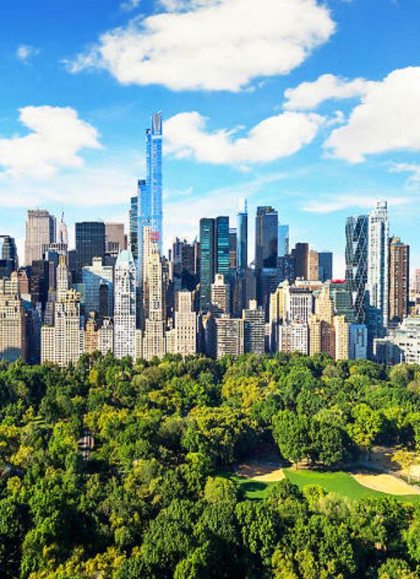 La extraordinaria importancia de los espacios verdes para la salud de los 'urbanitas'