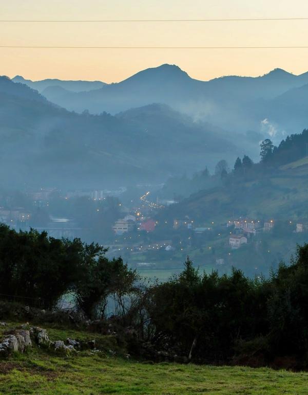 Sigue disparada por segundo día la contaminación del aire en Oviedo