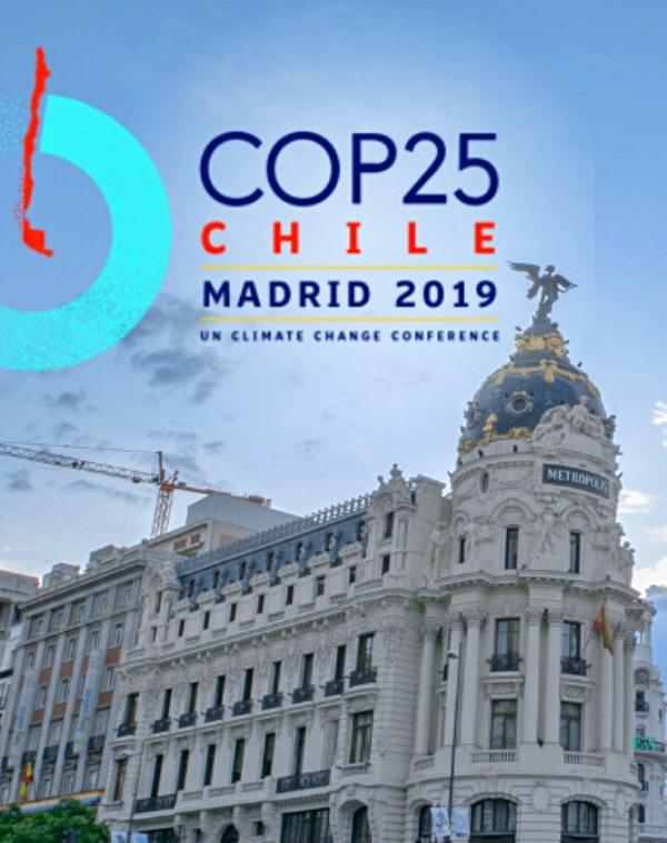 Espejismo presupuestario español en la COP25 Chile - Madrid