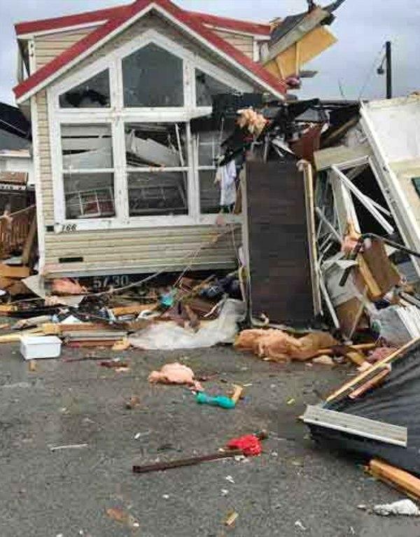 Huracanes cada vez más catastróficos