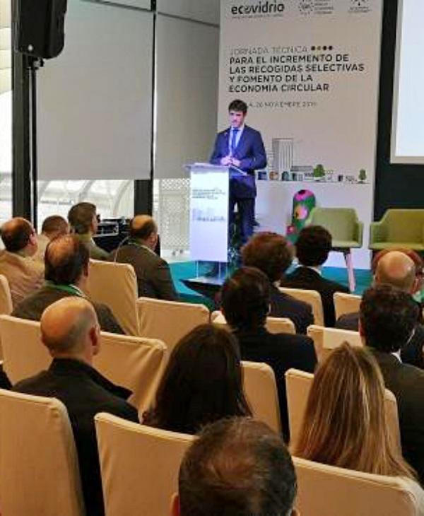 'Ecovidrio' y 'Alianza de Municipios para la Sostenibilidad en los Residuos' presentan una nueva plataforma online