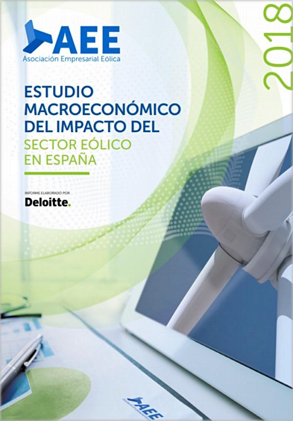Estudio Macroeconómico del Impacto del Sector Energía Eólica en España