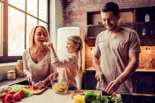 Pautas de una dieta saludable para tus hijos