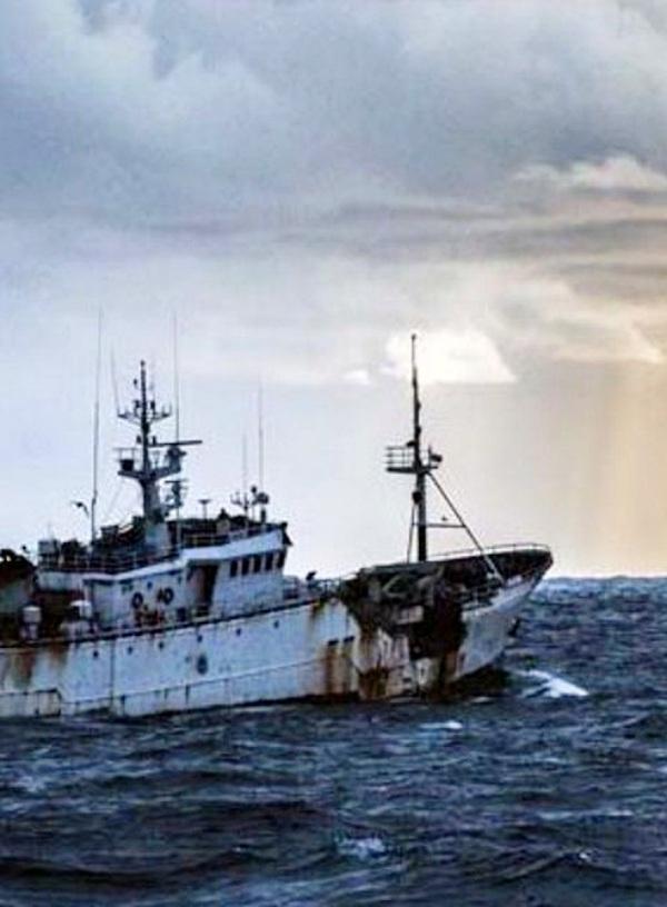 Las emisiones de los barcos afectan al clima