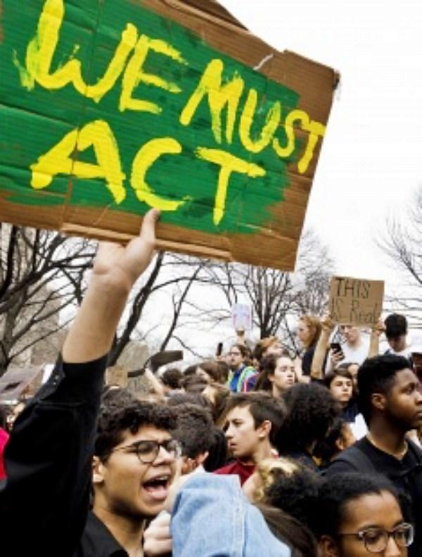Rebelión pacífica el 7 de octubre en Madrid por la alarma climática