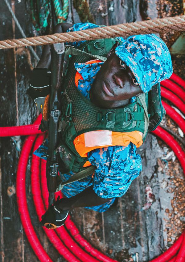Arrestado en Gambia un cuarto arrastrero por pesca ilegal