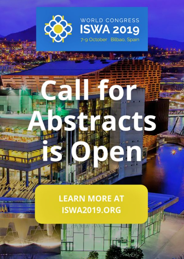 ISWA 2019 BILBAO arranca el 7 de octubre
