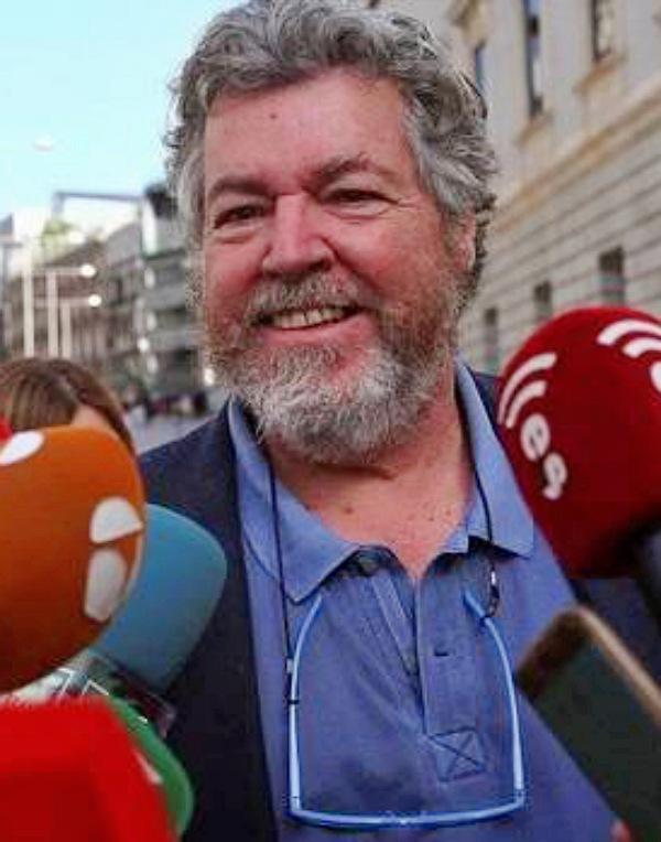 Juantxo López de Uralde: 'Seguimos atascados, con un aumento de conciencia, pero sin respuesta política a la alarma climática'