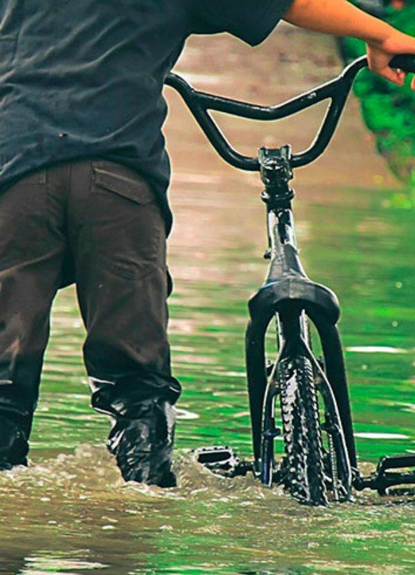 Las inundaciones cada vez más frecuentes precisan de muchas y diversas soluciones al cambio climático, Volvo Buses es una de ellas