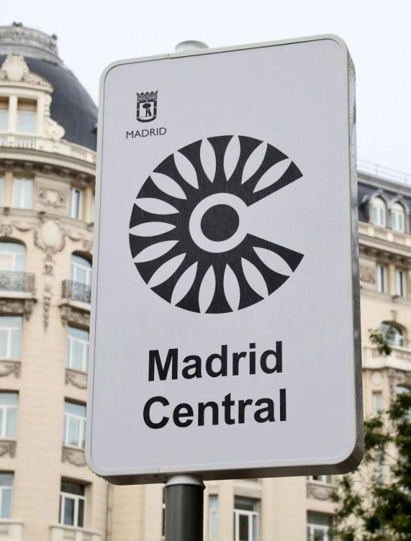 Las cifras de 'Madrid Central' en Septiembre