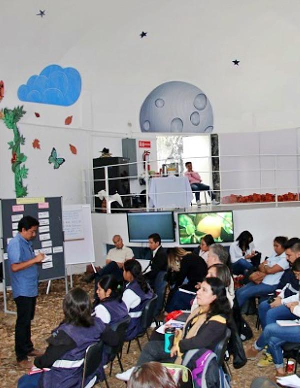 México. SEMARNAT fortalece a los Centros de Educación y Cultura Ambiental del país
